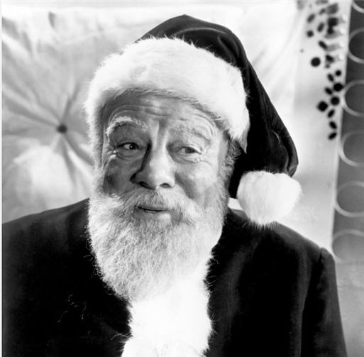 Edmund Gwenn Kris Kringle Miracle on 34th Street