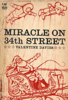 valentine davies miracle on 34th street