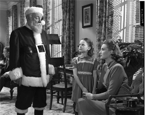 Miracle On 34th Street Cast 1947 Edmund Gwenn Natalie Wood